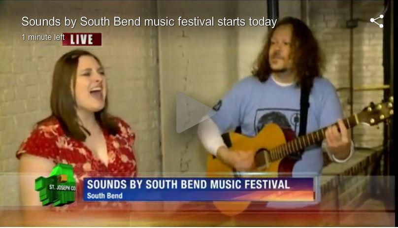WNDU16 SBSB Music Festival Preview (05/07/15)